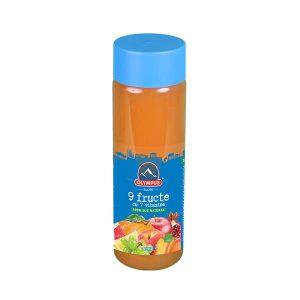 Suc natural 9 fructe Olympus 1L | Foodstop.ro Brasov