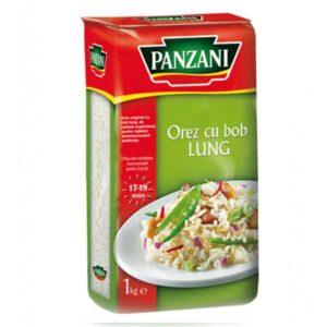 Orez Bob Lung Panzani 1kg | Livrare la domiciliu Foodstop Brasov