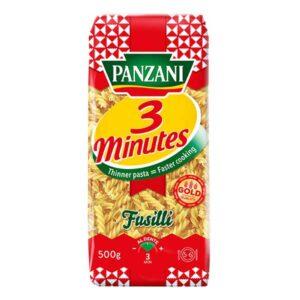 Fusilli Express Panzani 500g | Livrare la domiciliu Foodstop Brasov