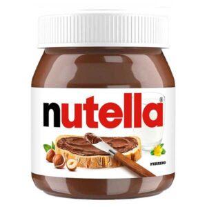 Crema tartinabila de alune de padure cu cacao 400g Nutella