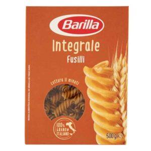 Paste Integrale Fusilli Barilla 500g | Foodstop Brasov