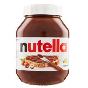 Crema tartinabila de alune de padure cu cacao 900g Nutella